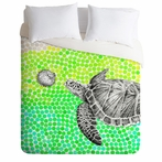 New Friends 1 Lightweight Duvet Cover