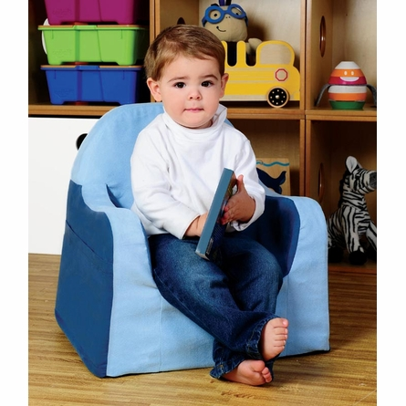 New Little Reader Chair - Red