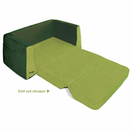 New Little Reader Sofa - Green