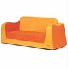 New Little Reader Sofa - Orange