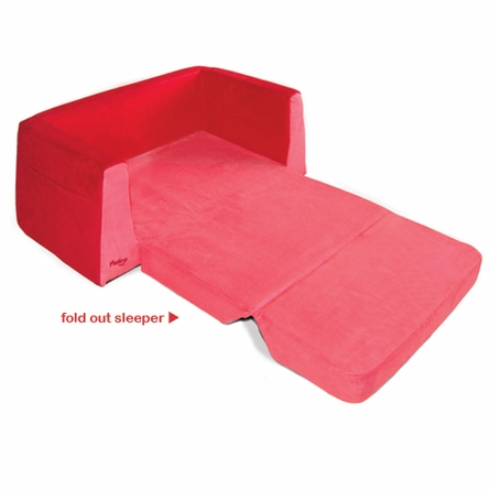 New Little Reader Sofa - Red