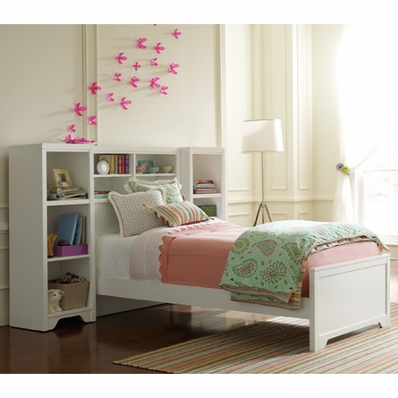 Newberry Bookcase Bed