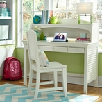 Newlyn Desk in Bright White
