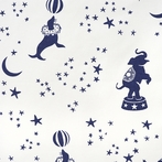 Night Circus Fabric by the Yard