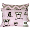 Night Owl Boudoir Pillow