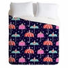 Night Shower Luxe Duvet Cover