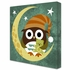 Nite Nite Owl Canvas Reproduction