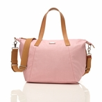Noa Diaper Bag in Soft Pink