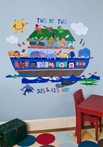 Noah's Ark Peel & Place Wall Stickers