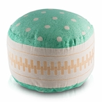 Nondi Mint Kids Pouf