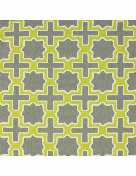 North Rug in Green