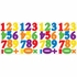 Numbers Primary Peel & Stick Appliques