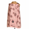 Nursing Cover in Pink Camellia