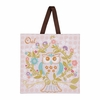 O is for Owl Canvas Reproduction