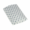 Oasis Star Fitted Organic Crib Sheet