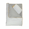 Oasis Star Reversible Toddler Duvet Set