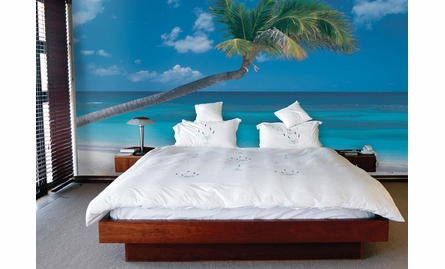 Ocean Breeze Wall Mural