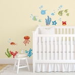 Ocean Wonders Wall Decals