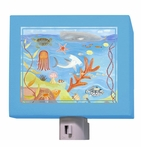 Ocean World Night Light