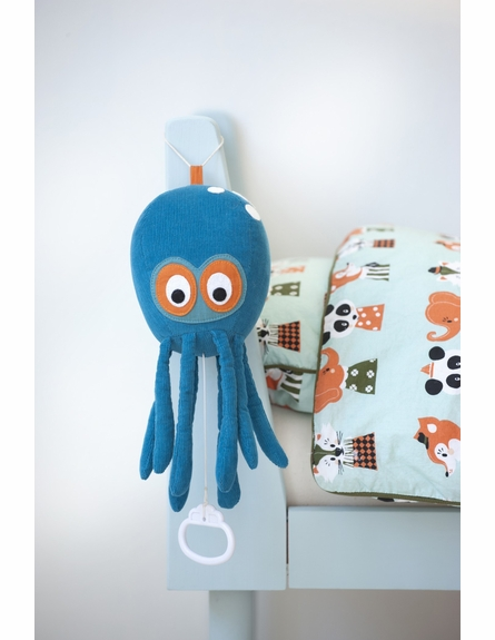Octopus Musical Mobile