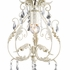 Odette Iron And Crystal Mini Chandelier