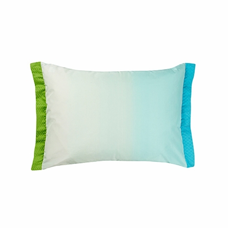 Okumi Emerald Throw Pillow