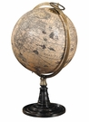 Old World Globe Stand