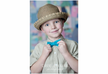 Oliver Twist Felt Bow Tie for Boys
