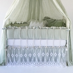 Olivia 3-Piece Crib Bedding Set