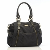 Olivia Diaper Bag in Black