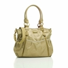 Olivia Diaper Bag in Champagne