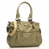 Olivia Diaper Bag in Moss