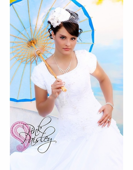 Olivia Wedding Headband