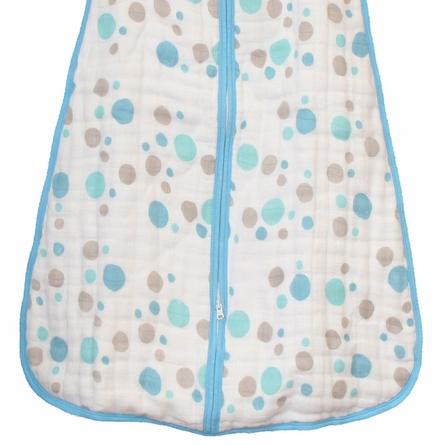 On Sale aden + anais Star Bright Cozy Sleeping Bag in Blue Spots