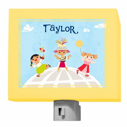 On Sale Around the World Kids Night Light
