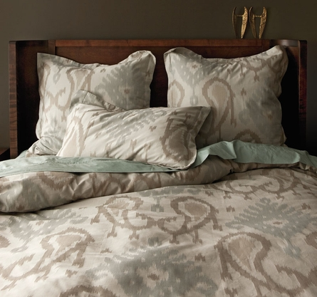 On Sale Batavia Euro Sham Pair in Dove