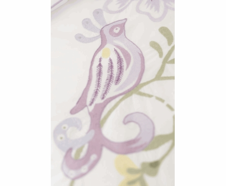 On Sale Bird of Paradise Reversible Duvet Cover - Full