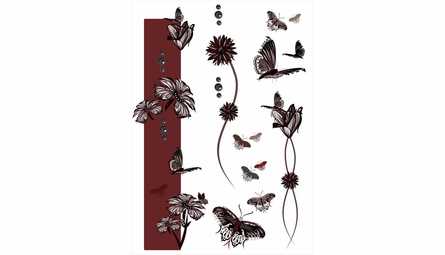 On Sale Butterfly Design Wall Decals