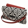 On Sale Change It Up Clutch - Frolicking in Fez