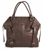 On Sale Charlie Diaper Bag - Cocoa Brown