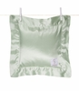 On Sale Chenille Satin Pillow - Celadon