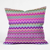 On Sale Chevron 2 Throw Pillow - 16 Inches