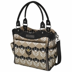 On Sale City Carryall Diaper Bag - Midnight in Malmo