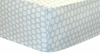 On Sale Cobblestone in Ocean Crib Sheet