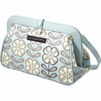On Sale Cross Town Clutch - Peaceful Portofino