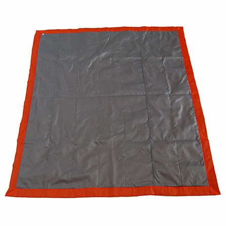 On Sale Diaper Dude Outdoor Blanket in Gray/Orange