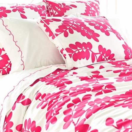 On Sale Erika Fuchsia Duvet Cover