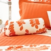 On Sale Erika Persimmon Decorative Pillow