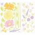 Fairy Garden Peel & Stick MegaPack Wall Decals
