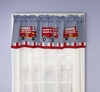 On Sale Fire Truck Valance